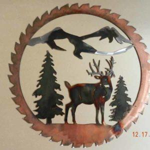 Deer Sawblade